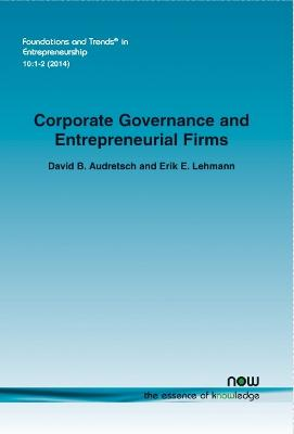 Corporate Governance and Entrepreneurial Firms