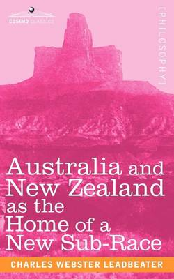 Australia and New Zealand as the Home of a New Sub-Race