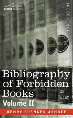 Bibliography of Forbidden Books - Volume II