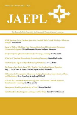 Jaepl: The Journal of the Assembly for Expanded Perspectives on Learning Volume 19