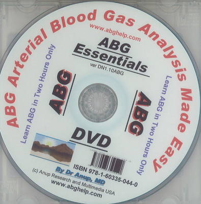 ABG - Arterial Blood Gas Analysis Made Easy: Essentials of ABG - DN1.1