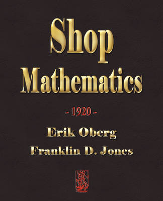 Shop Mathematics - 1920