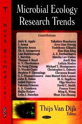 Microbial Ecology Research Trends
