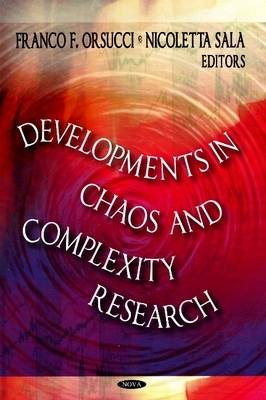 Developments in Chaos & Complexity Research
