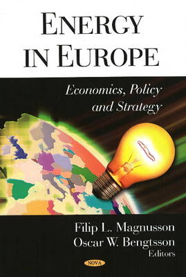 Energy in Europe: Economics, Policy & Strategy