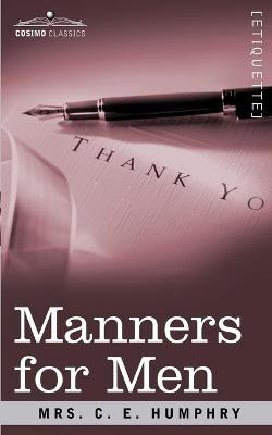 Manners for Men