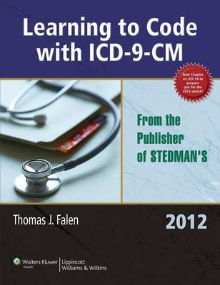 Learning to Code with ICD-9-CM: 2012
