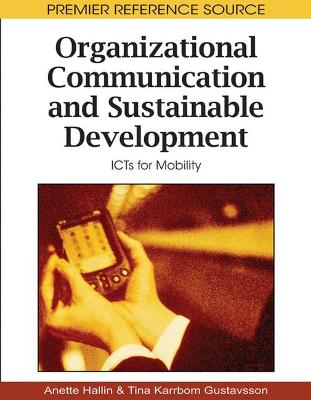 Organizational Communication and Sustainable Development: ICTs for Mobility