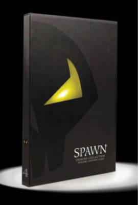 Spawn: Origins Collection: Volume 4: Spawn: Origins Collection Deluxe Edition Volume 4 Signed & Numbered Signed & Numbered