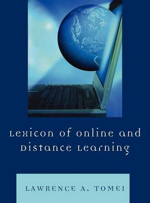 Lexicon of Online and Distance Learning