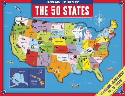 Jigsaw Journey: The 50 States