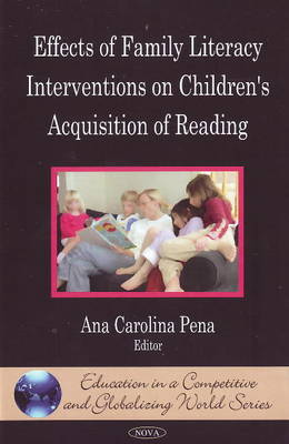 Effects of Family Literacy Interventions on Children's Acquisition of Reading