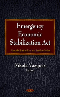 Emergency Economic Stabilization Act