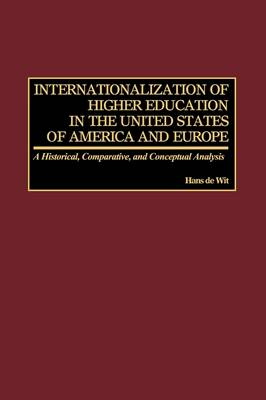Internationalization of Higher Education in the United States of America and Europe