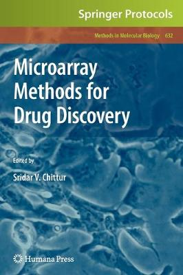 Microarray Methods for Drug Discovery: 2010