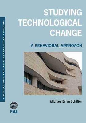 Studying Technological Change: A Behavioral Approach