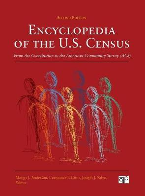 Encyclopedia of the U.S. Census: From the Constitution to the American Community Survey