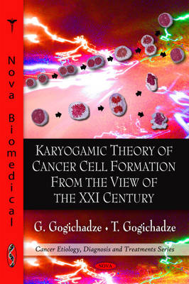 Karyogamic Theory of Cancer Cell Formation from the View of the XXI Century