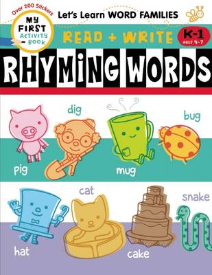 Read + Write: Rhyming Words: Rhyming Words