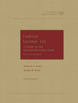 Federal Income Tax: Students Guide to The Internal Revenue Code