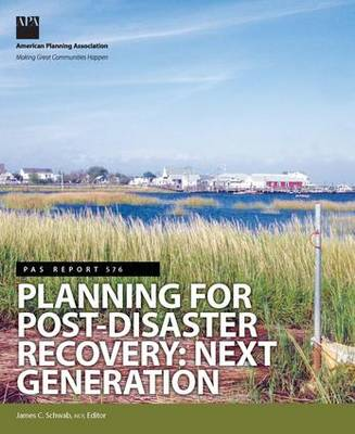 Planning for Post-Disaster Recovery: Next Generation