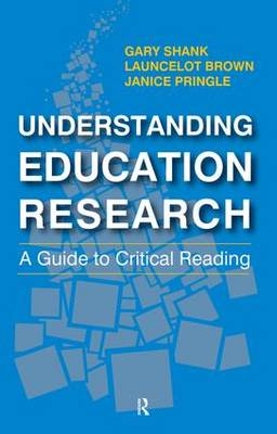Understanding Education Research: A Guide to Critical Reading