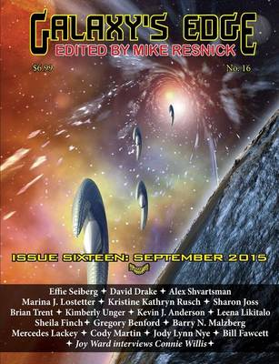 Galaxy's Edge Magazine: Issue 16, September 2015