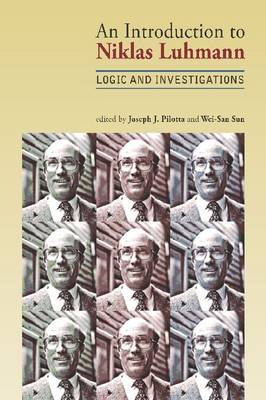 An Introduction to Niklas Luhmann: Logic and Investigations