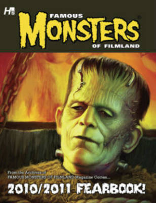 Famous Monsters of Filmland: Fear Book #1