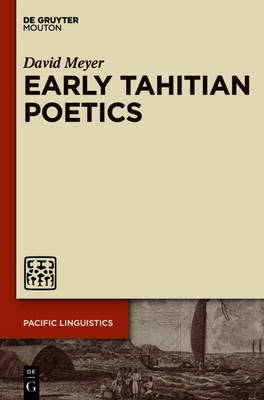 Early Tahitian Poetics