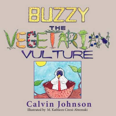 Buzzy the Vegetarian Vulture
