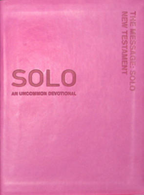 The Message: Solo New Testament
