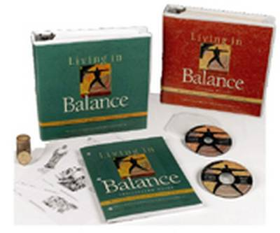 Living in Balance Complete Set, Sessions 1-33: Moving from a Life of Addiction to a Life of Recovery