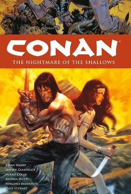 Conan Volume 15: The Nightmare Of The Shallows