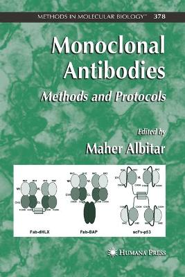 Monoclonal Antibodies: Methods and Protocols