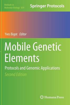 Mobile Genetic Elements: Protocols and Genomic Applications