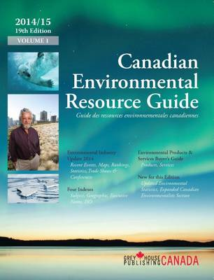 Canadian Environmental Resource Guide: 2014