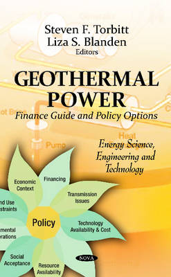 Geothermal Power: Finance Guide and Policy Options