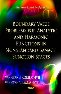 Boundary Value Problems for Analytic & Harmonic Functions in Nonstandard Banach Function Spaces