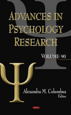 Advances in Psychology Research: Volume 90