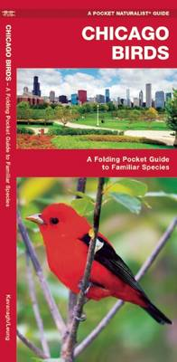 Chicago Birds: A Folding Pocket Guide to Familiar Species
