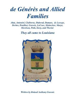 de Generes and Allied Families