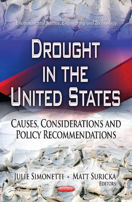 Drought in the United States: Causes, Considerations & Policy Recommendations