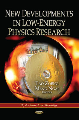 New Developments in Low-Energy Physics Research