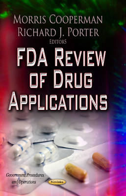 FDA Review of Drug Applications