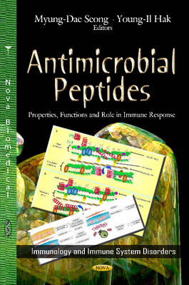 Antimicrobial Peptides: Properties, Functions and Role in Immune Response