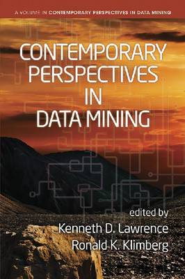 Contemporary Perspectives in Data Mining: Volume 1