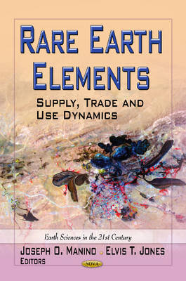 Rare Earth Elements: Supply, Trade & Use Dynamics