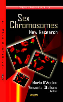 Sex Chromosomes: New Research
