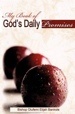 My Book of God's Daily Promises